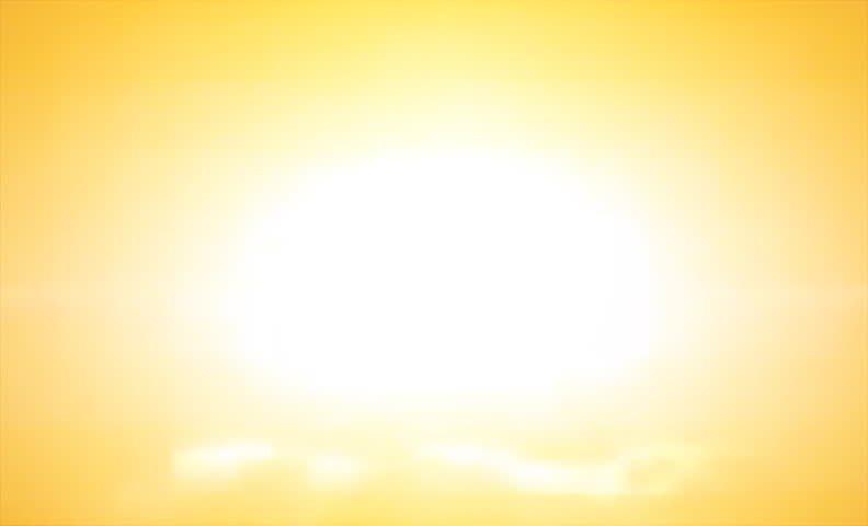 nuclear explosion - HD stock footage clip
