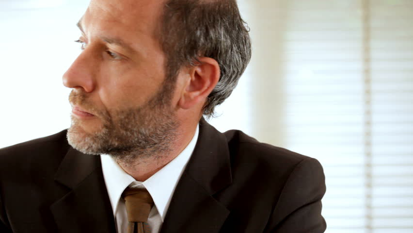 businessman - closeup - 1080p HD - HD stock footage clip