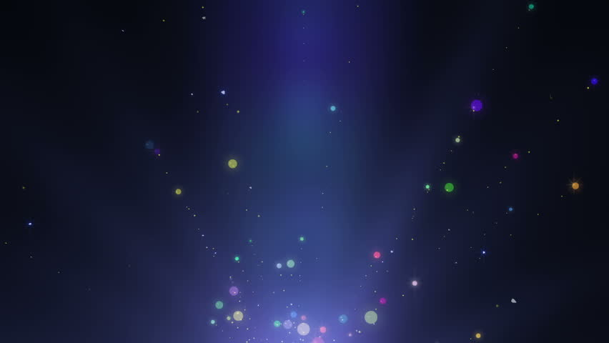 Rise of colorful light | Shutterstock HD Video #5202722