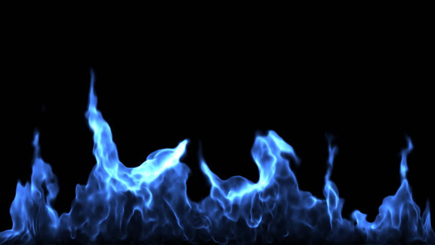 Fire Flame Video Effect On Black Background Stock Footage Video 3478712 Shutterstock