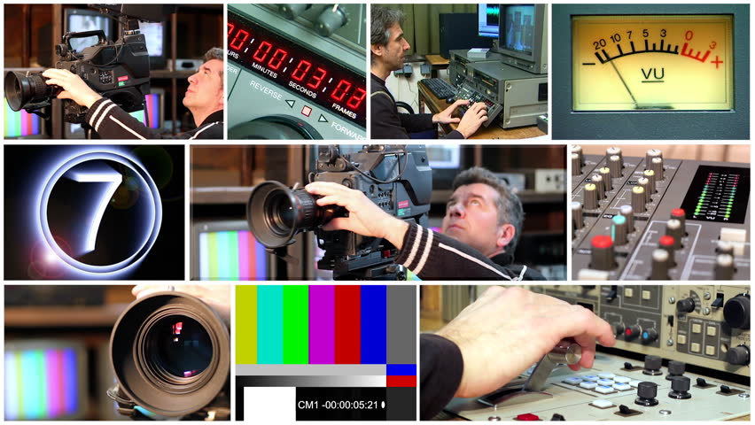 Television Broadcasting. Media Technology.