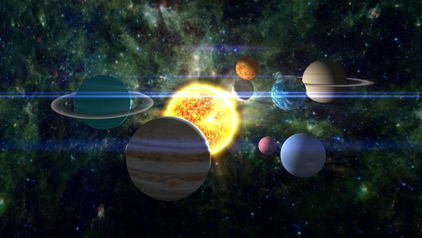 solar system moving - photo #38