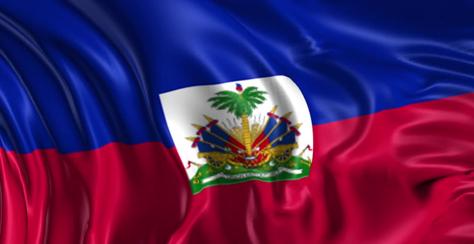 Haitian Flag Wallpaper Flag Of Haiti. Officia...