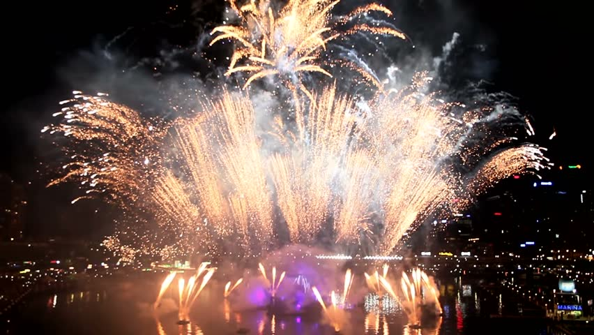 Fireworks Free Video Clips - (8 Free Downloads)