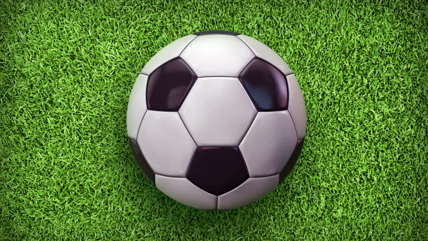 Football World. Soccer video animation. - HD stock footage clip