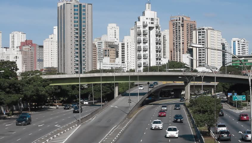Brazil World Cup: Sao Paulo metro strike to continue - BBC ... |Sao Paulo Brazil Traffic