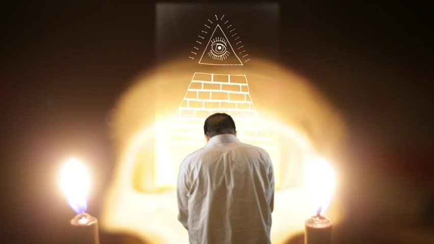 Freemason Footage Stock Clips