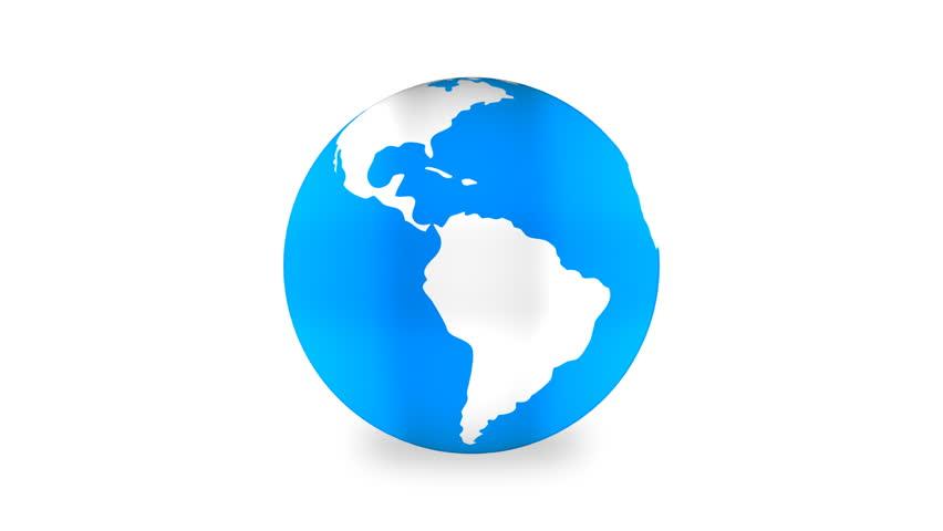 spinning globe clip art animation - photo #44