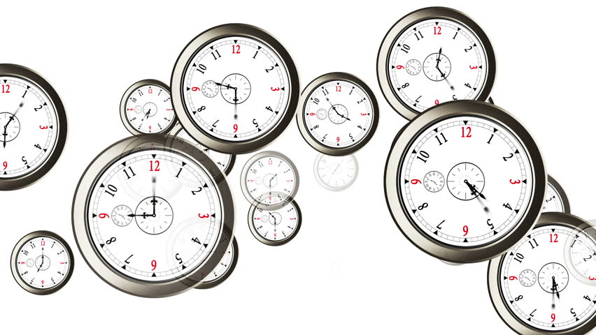 Time passing by really fast   Shutterstock HD Video #5772638