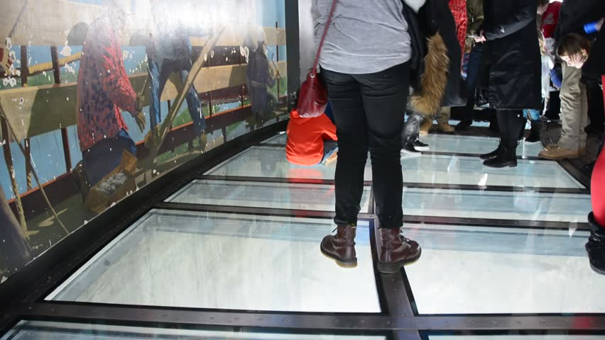14 2014 The Glass Floor At The CN Tower The Canadian National Tower