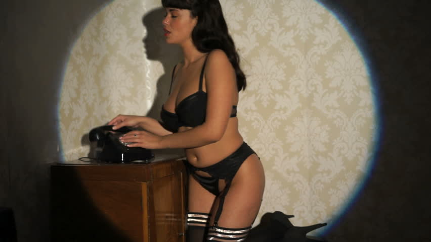 Video Clips Stockings Lingerie 4
