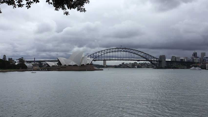 Day and date in Sydney
