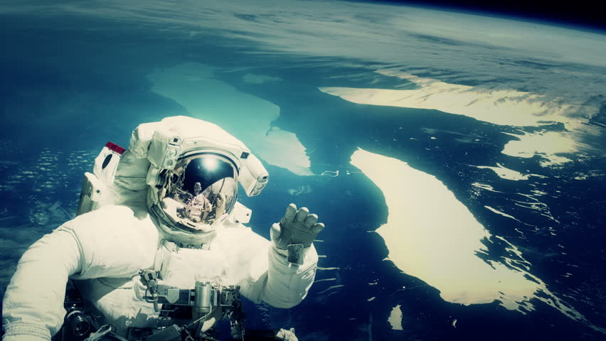 Astronaut definition/meaning