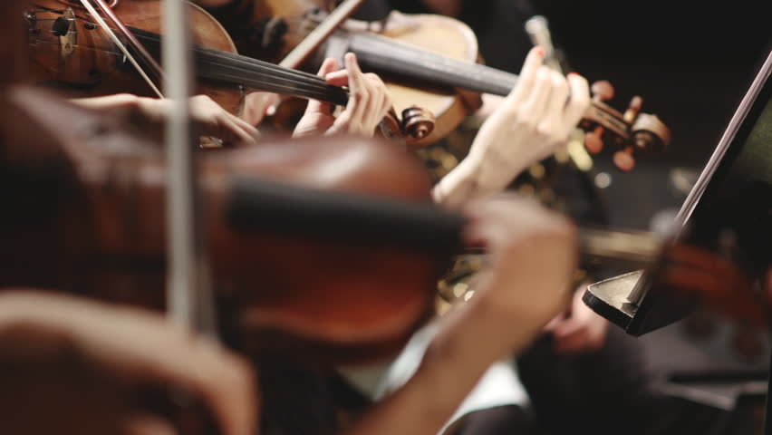 Symphony orchestra | Shutterstock HD Video #6266207