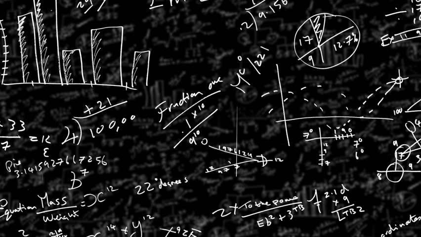 math blackboard background hd - photo #17