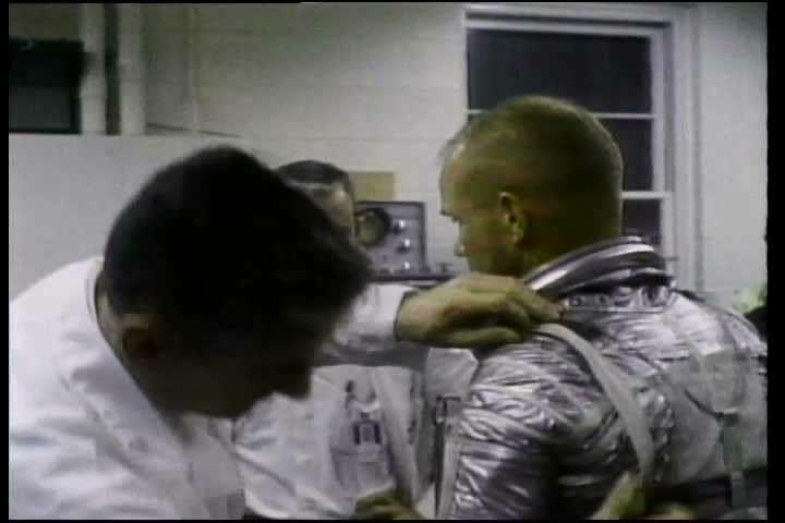 CIRCA 1980s - NASA Aeronautics Report On Space Suit Design ...