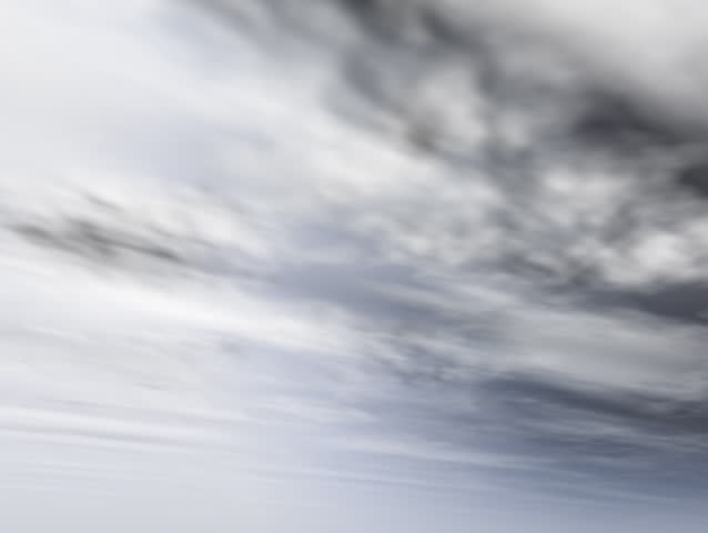 The edge of a rain front. Nice mixture of clouds moving across the blue sky. Nice motion background. Original Animation