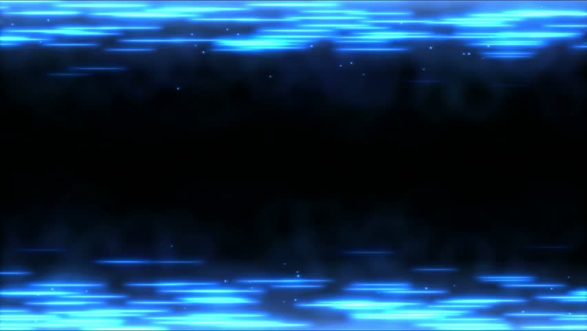 Bright Lines Animation - Loop Blue - 4K stock video clip