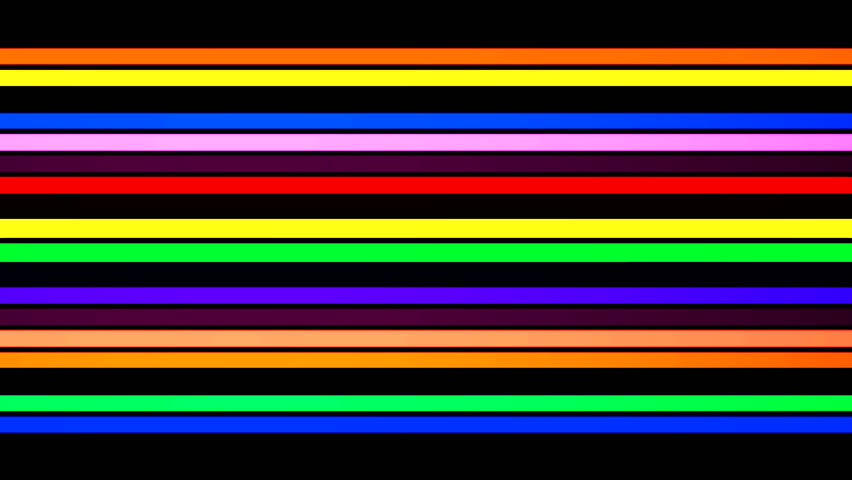 Vertical line colored bars ( Series 3 - Version from 1 to 17 )  | Shutterstock HD Video #6664412