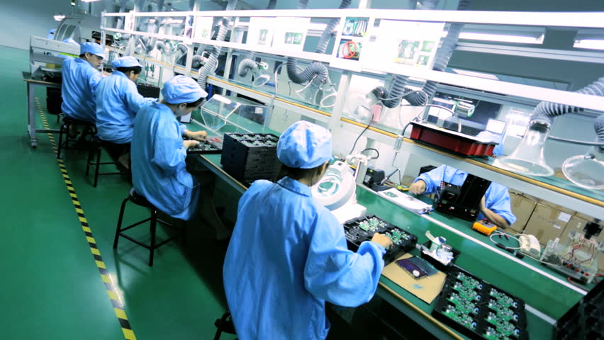 Image result for china assembly line