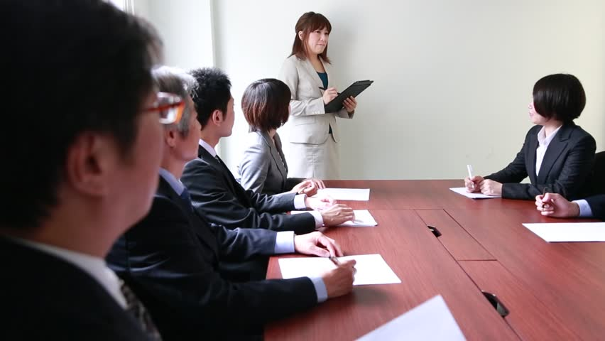 meeting japanese men
