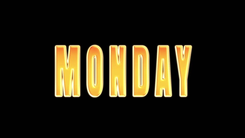 Monday Word Word Monday On ...