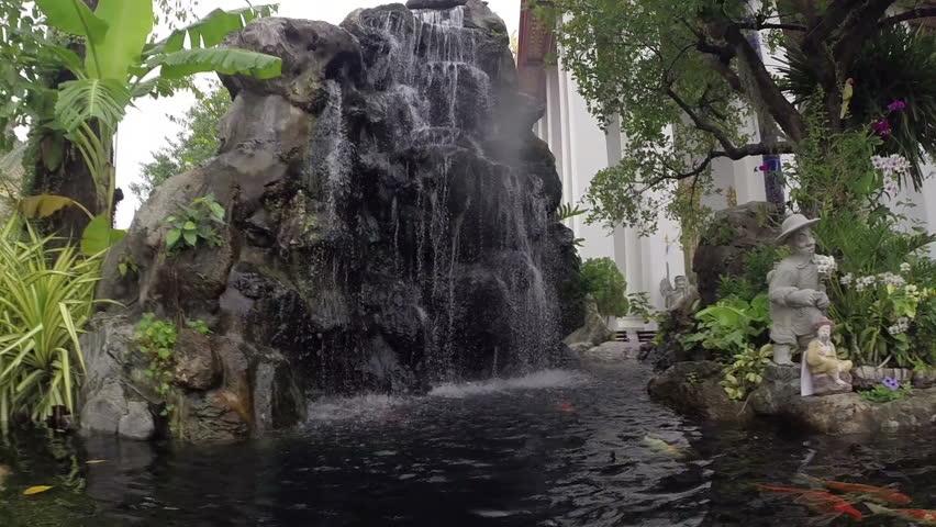 Beautiful Fountain.