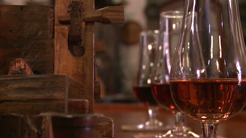 Wine storage in Madeira - Portugal