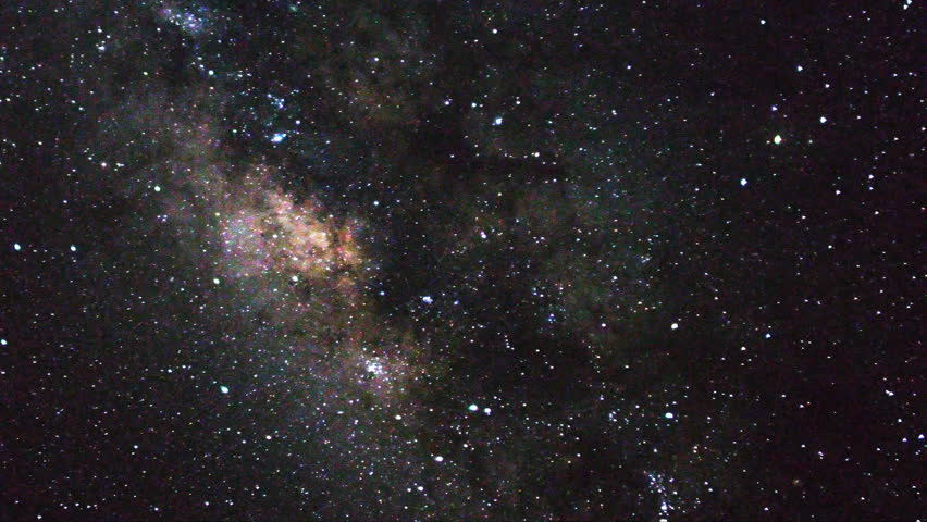 how to take time lapse photos of stars
