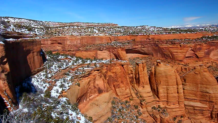 Artists Point Colorado National Monument