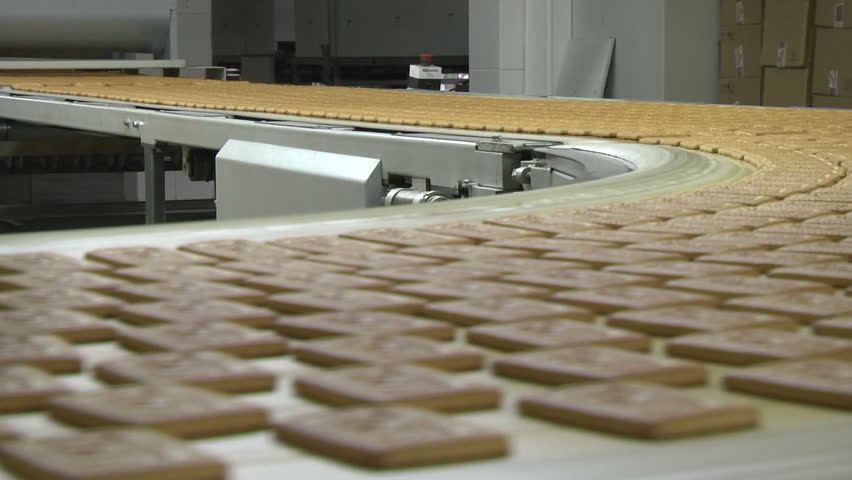 Cookies conveyor