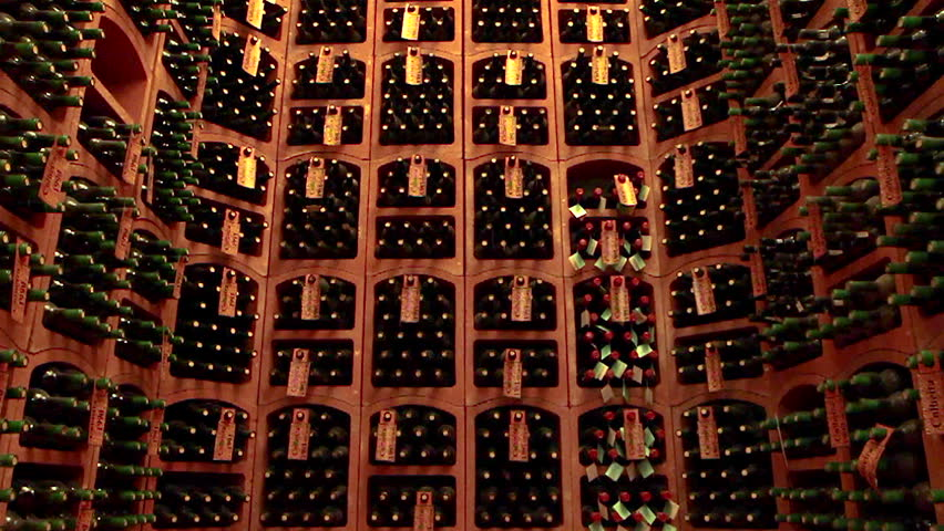 Old wine cellar