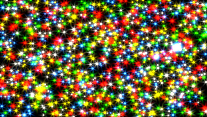 Morphing Christmas Lights