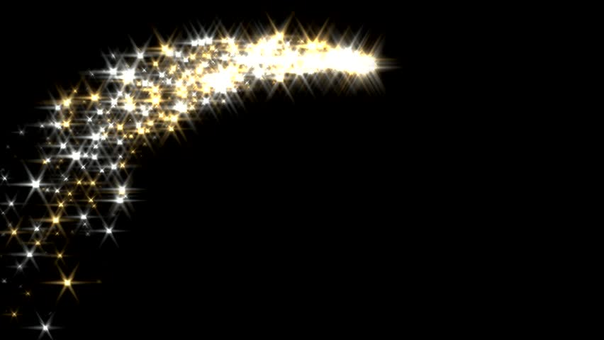 Magic Sparkles Fairy Dust Wand Particle Trail Gold Silver ...