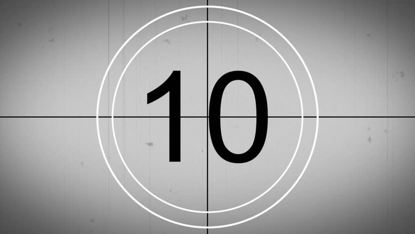 Movie Countdown Animation High definition countdown animation ...