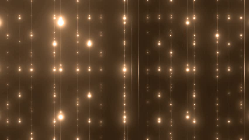 Floodlights disco background. Gold creative bright flood lights flashing.Seamless loop.Abstract background for use with music videos. UHD 4k 4096. look more options and sets footage  in my portfolio | Shutterstock HD Video #9370199