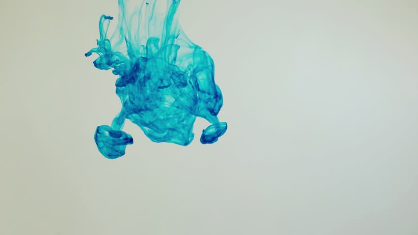 Ink in water, color abstraction | Shutterstock HD Video #9466058