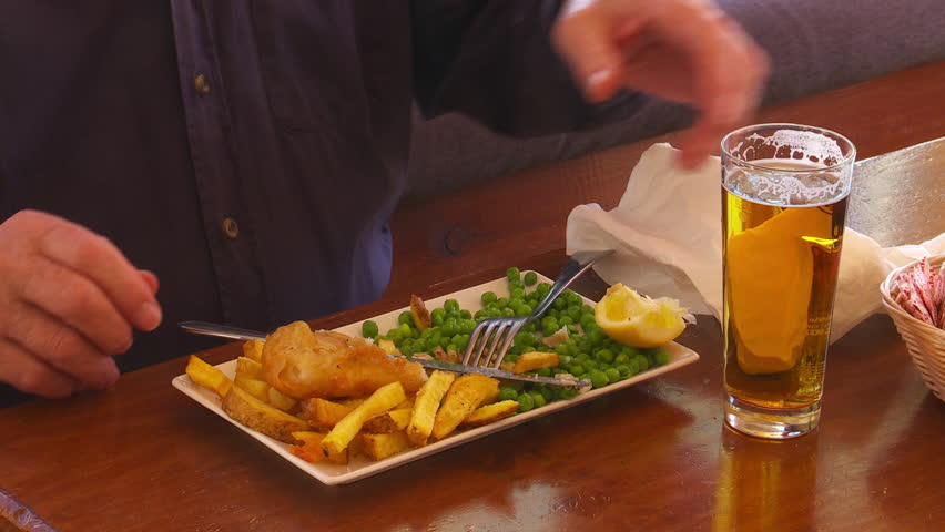 Food And Drink: Hand Shaking Nervously Stock Footage Video 9998057