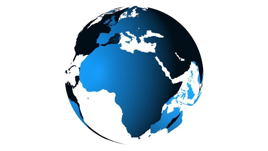 spinning globe clip art animation - photo #27