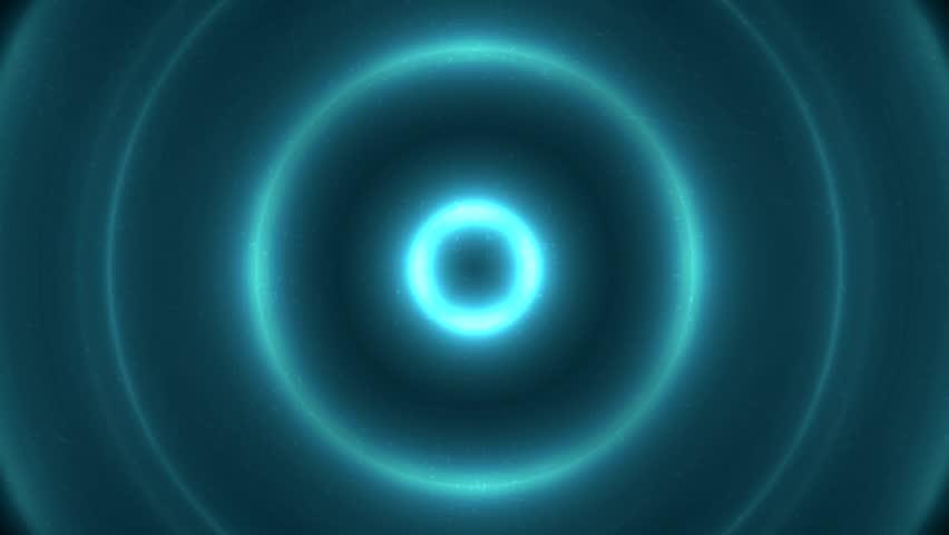 beautiful neon circles 4k - photo #9