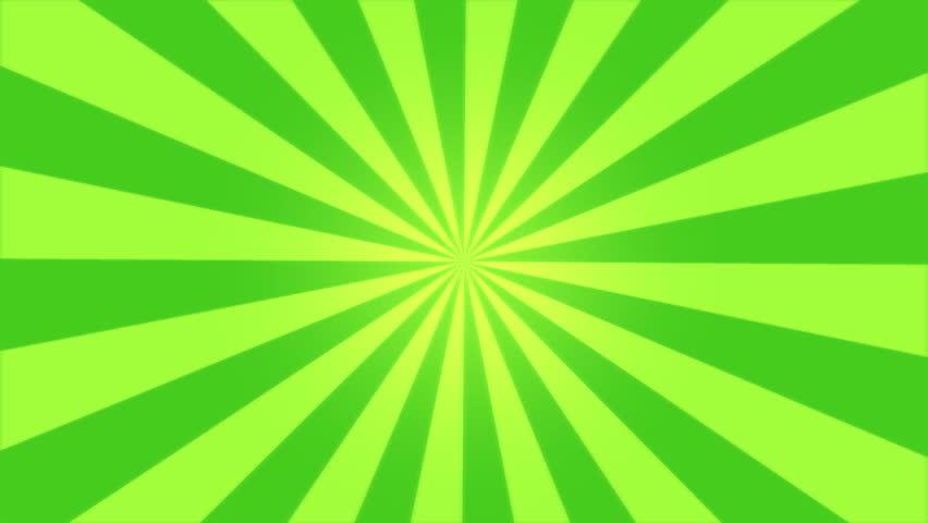 green sunburst background - photo #5