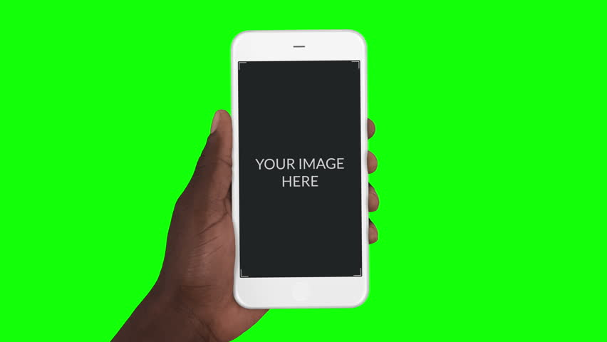 NEW 4K. 22 Hand gestures + 2 mobile phone. Touchscreen. Afro-american hand. Male hand showing multitouch gestures in green screen. MORE OPTIONS IN MY PORT. You can insert your own videos or photos.