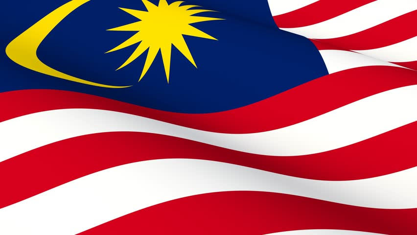 Image result for free stock images billowing malaysia flag